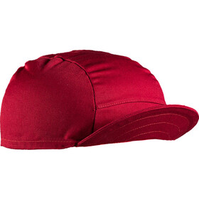 Bontrager Cotton Cycling Cap Men cardinal
